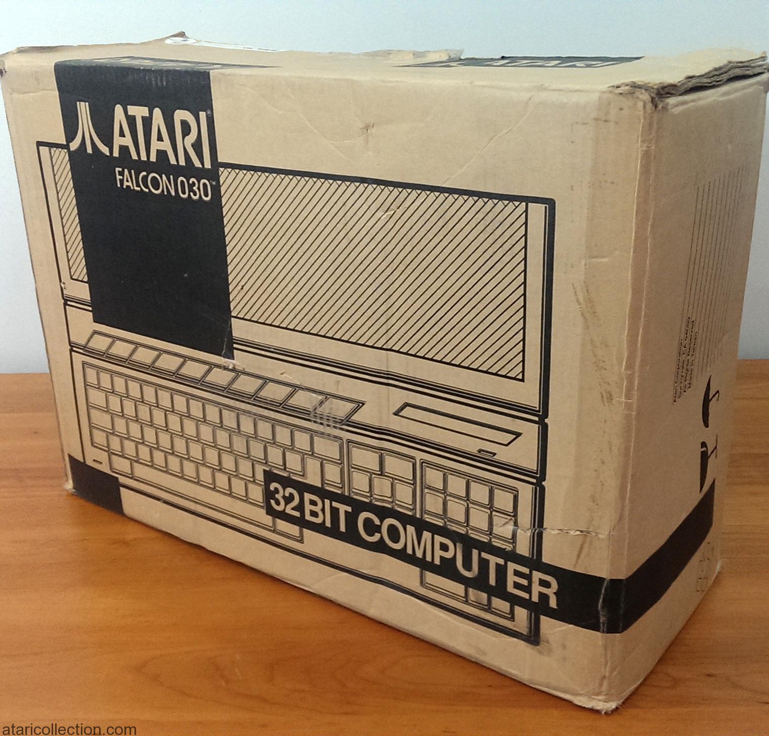 Atari Falcon 030 - 32 Bit Computer Boxed - ATARI COLLECTION